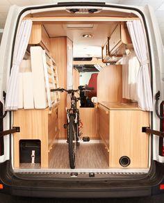 Campingbus: Dexter Go von Karmann Mobil auf Renault Master