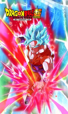 Goku Super Saiyan Blue Kaio-Ken x10 by naironkr on DeviantArt