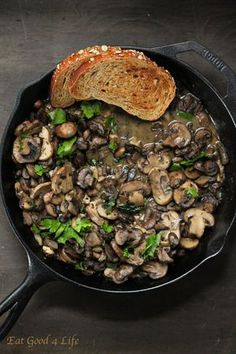 I love any type of vegetables. This mushroom ragout is an example of an easy, delicious and tasty recipe so I hope you get to make it soon. Canned Pumpkin, Pumpkin Pie Spice, Pumpkin Puree, Mushroom Ragout Recipe, Bbq Turkey, Types Of Vegetables, Leftover Ham, Turkey Breast, Pie Dish