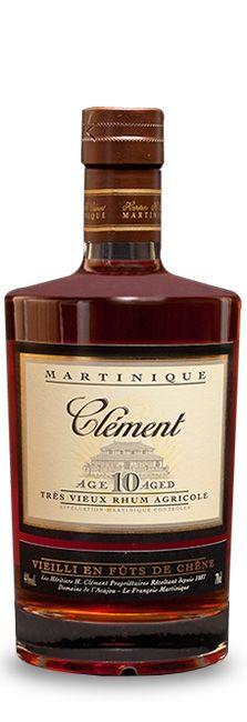 Rum Clément Grande Réserve 10 years