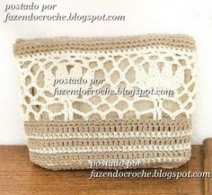 Makeup bag with diagram, click on diagram image to enlarge.