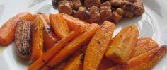 Kuřecí rolky Cordon Bleu z trouby Muesli, Sweet Potato, Carrots, Vitamins, Healthy Recipes, Healthy Food, Food And Drink, Potatoes, Vegetables