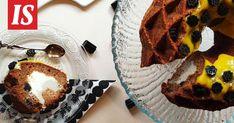 Piilokakussa on monta osaa, joiden valmistaminen vie Emman mukaan aikaa, mutta onnistuu kokemattomaltakin leipurilta. Waffles, Breakfast, Desserts, Food, Morning Coffee, Tailgate Desserts, Deserts, Essen, Waffle