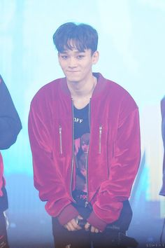 Chen - 170119 26th Seoul Music Awards Credit: My Baby Xing. (제26회 서울가요대상)
