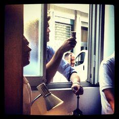 "@stefanoschiavo's photo: ""spalti assiepati a meet the innovators @maxthemonkey @robbon"""