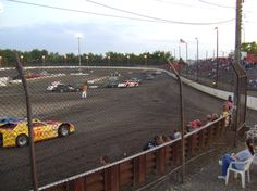 Sycamore Speedway-- always a fun time for the entire family!