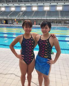 いいね!335件、コメント7件 ― Kotone Mori(@ko10forest)のInstagramアカウント: 「, さっちゃんとお揃いの水着で プールサイド歩いてると きっと遠目じゃ分からない😐 , #finswimming #finswimmer #swimwear #training #MP…」 Swim Wear, Swimsuits, Swimming, One Piece, Sports, How To Wear, Beautiful, Fashion, Swim