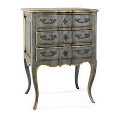 Roosevelt Three Drawer Chest by French Market Collection