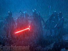 Star Wars VII - The Force Awakens / Knights of Ren