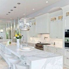 Choosing New Kitchen Countertops Home Decor Kitchen, Diy Kitchen, Kitchen Ideas, Kitchen Designs, Awesome Kitchen, 1950s Kitchen, Condo Kitchen, Kitchen Furniture, Kitchen Interior