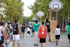 """Els esports sempre presents a la Festa Major amb l'""""Esport al carrer"""" #SQV"""