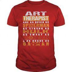 ART THERAPIST - #cheap tee shirts #hooded sweatshirt. ORDER NOW => https://www.sunfrog.com/LifeStyle/ART-THERAPIST-112239787-Red-Guys.html?60505