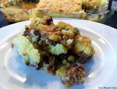 Le blog de Cata: Pastel de papa - Hachis parmentier argentin Cata, Couscous, Baked Potato, Mashed Potatoes, Baking, Ethnic Recipes, Blog, Foods, Pastries