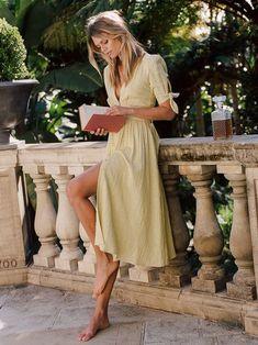 Midi Dresses Ideas 2