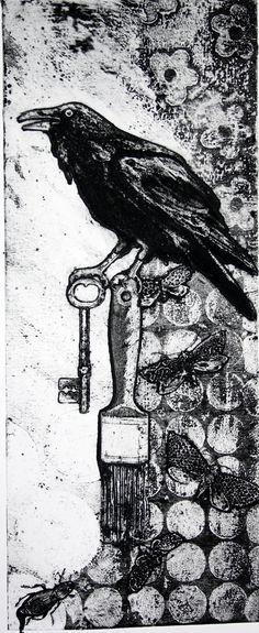 collagraph printmaking - Google Search