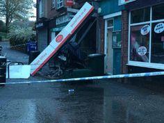 This Is Bradford - Local News Blog: Raiders 'blow open' cash machine at Baildon post office