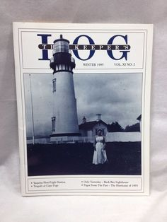 The Keeper's Log US Lighthouse Society Magazine Winter 1995