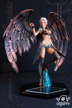 Magician Caroline 01 by ogamitaicho.deviantart.com