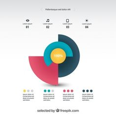 Gedönsehuber Loading progress graphic Warmboard Versa Staple Up Many people are confused over the ch Diagram Design, Graph Design, Web Design, Chart Design, Pie Chart Graph, Pie Charts, Graph Visualization, Circle Infographic, Seo Tutorial