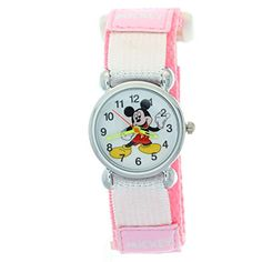 Novelty & Special Use Animation Hello Kitty Magnifier Clock Wrist Hello Kitty Pink Gemstone With Diamonds Watches Children Electronic Watch Cosplay Soft And Light