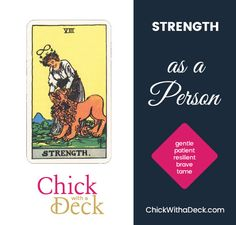Either this person feels strengthened by the relationship or something about the relationship requires strength from them. Strong Feelings, Tarot Cards, Strength, Deck, Challenges, Positivity, Relationship, Feels, Tarot Card Decks