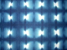 I've been working on a commission of 4 coordinating pieces of Itajime Shibori on cotton. Itajime Shibori is created by pleating, folding, ...
