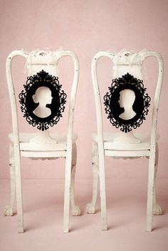 Silhouette decor