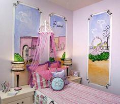Das Zimmer In Paris Style Einrichten U2013 Ideen Für Teenager Mädchen    #Kinderzimmer | Jugendzimmer | Pinterest | Teenager, Mädchen Und  Kinderzimmer