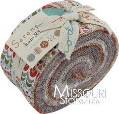 Serenade Jelly Roll from Missouri Star Quilt Co
