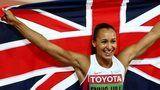 BBC Sport - Jessica Ennis-Hill wins World Championships heptathlon gold