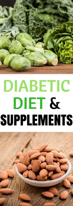 If You Are Diabetic, These Diet Supplements Will Help You Control It