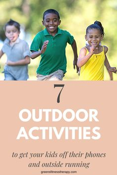 Here are my favourite activities to get my kids outside running around. They are all easy to play, set up, you don't need much space and minimal equiptment. Get your kids outside and having fun today. Knee Exercises, Lower Back Exercises, Kids Running, Running Tips, How To Start Running, How To Run Faster, Challenges To Do, Healthy Morning Routine, Long Jump