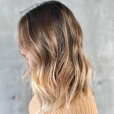 This Right Here. 😍☀️ Cut | Color by @kelseynortonhair_.  619-677-2078 Book online --> rinsesd.com #rinsesalon #lajollalocals #sandiegoconnection #sdlocals - posted by San Diego Luxury Salon  https://www.instagram.com/rinsesalon. See more post on La Jolla at http://LaJollaLocals.com