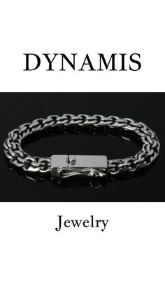 Mens Silver Jewelry, Sterling Silver Bracelets, Jewelry Crafts, Handmade Jewelry, Unique Jewelry, Handmade Sterling Silver, Bracelets For Men, Biker, Men's Fashion