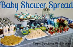 Baby Shower Ideas for Boys On a Budget | baby+boy+baby+shower+final.jpg
