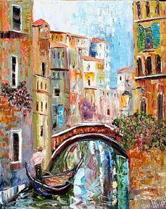 Karen Tarlton: Venice Reflections