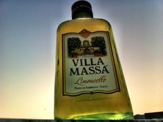 Lemonade . 3 lemons in quarters and squeeze into a picture or jug.. Pour 12 oz...Villa Massa Limoncello... Fill the just with icecubes.. may use lemonade .. or Sodawater... Use Lemonade if you prefer a sweeter taste.. great for summer punch....