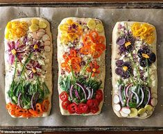 How To Easily Make Your Own Breathtaking Floral Focaccia Bread Bread Recipes, Cooking Recipes, Roast Recipes, Fudge Recipes, Keto Recipes, Chicken Recipes, Icing Recipes, Avocado Recipes, Pudding Recipes