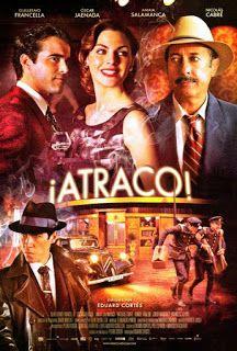 JUNY-2014. Atraco. DVD ESP COR http://www.youtube.com/watch?v=nLteSRl05Ig