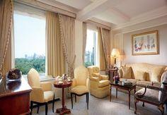 The Luxurious Ritz-Carlton Hotel New York Central Park http://VIPsAccess.com/luxury-manhattan-ny-usa.html
