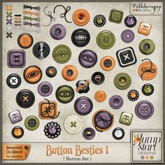 CU ~ Button Besties 1