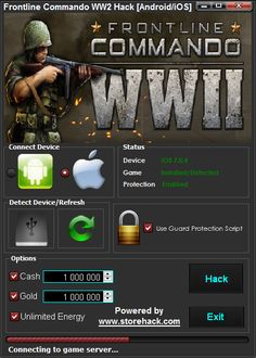 hack frontline commando d-day iphone no jailbreak