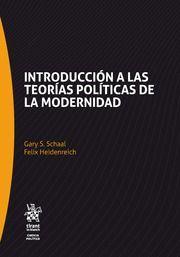 Schaal, G. y F. Heidenreich: Introducción a las teorías políticas de la modernidad. Valencia: Tirant lo Blanch, 2016 ISBN 9788491430582  Disponible en 321.01 SHA INT