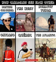 29 Trendy funny memes sarcastic humor jokes so true Canada Jokes, Canada Funny, Canada Eh, Canadian Things, Canadian Girls, British Things, Thats The Way, That Way, Hetalia