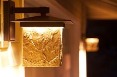 Outdoor Wall Sconce Lighting - In addition to light fixtures for the exterior. Outdoor Wall Light Fixtures, Outdoor Wall Mounted Lighting, Bedroom Light Fixtures, Outdoor Wall Sconce, Outdoor Walls, Wall Sconce Lighting, Cool Lighting, Rustic Wall Sconces, Modern Wall Sconces