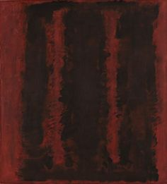 Black on Maroon 1958  Tate. Presented by the artist through the American Federation of Arts 1969   © Kate Rothko Prizel and Christopher Rothko/DACS 1998