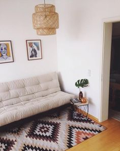 In Love With My New Kelim Rug It Added Some Colour To Mostly Calm Wall LampsThe WallIkeaCalmSconcesIkea Ikea