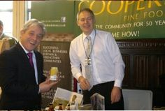 Cottage Delight attended Westminster last Thursday for the Staffordshire Food Festival, a select few of our products were showcased at the House of Commons, represented by Jim Cooper of Cooper's in Brewood . The event was a great success and said to have been the busiest and best one yet.