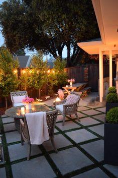 Yard Landschaftsbau Ideen Auf Einem Budget Kleinen Hinterhof Landschaft  Billig #Gartendeko | Gartendeko | Pinterest