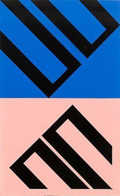 Paul Osipow: Sommitelma, 1990, akryyli kartongille, 69x48 cm - Bukowskis F179
